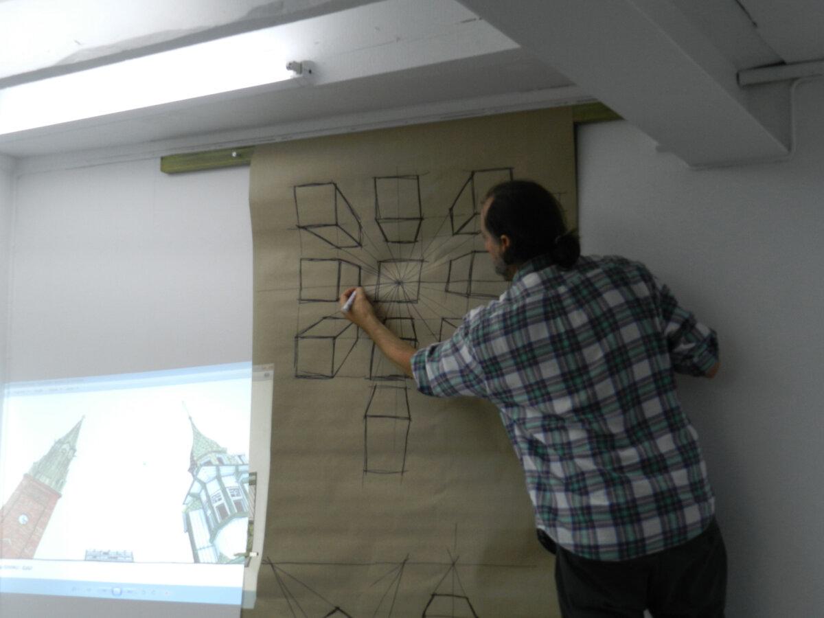 Urban Sketching07